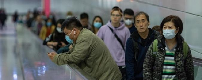 "Virus Cina: ""Tutti negativi i casi in Italia"""