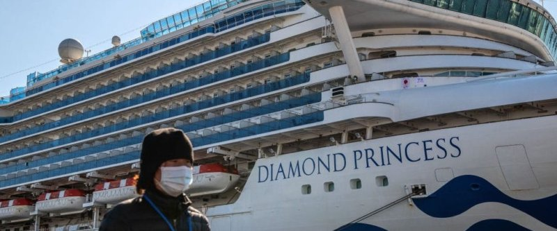 Coronavirus: un volo riporterà a casa i 35 italiani della Diamond Princess