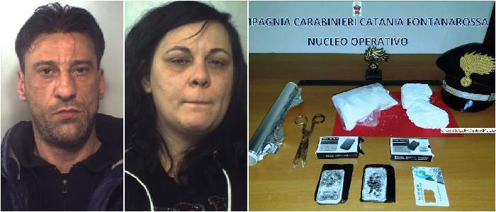 """Catania, famiglia di pusher riceve visite: """"Bravi, stavolta avete fatto bingo"""""""