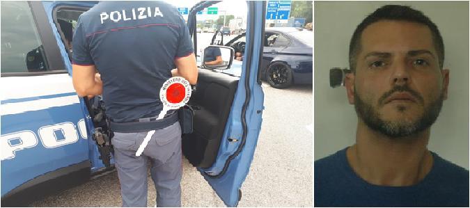 Arrestato a Roma latitante catanese