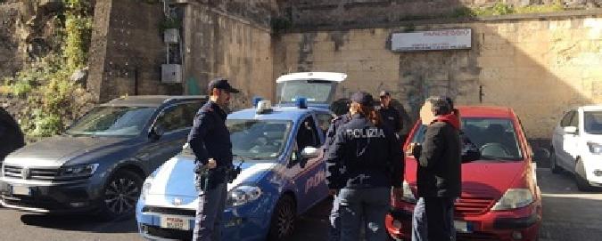 Catania, multati 14 parcheggiatori abusivi