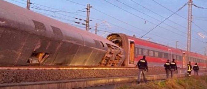Deraglia treno ad alta velocità, due morti