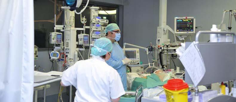 Ospedale di Sciacca: 19 casi, è allarme
