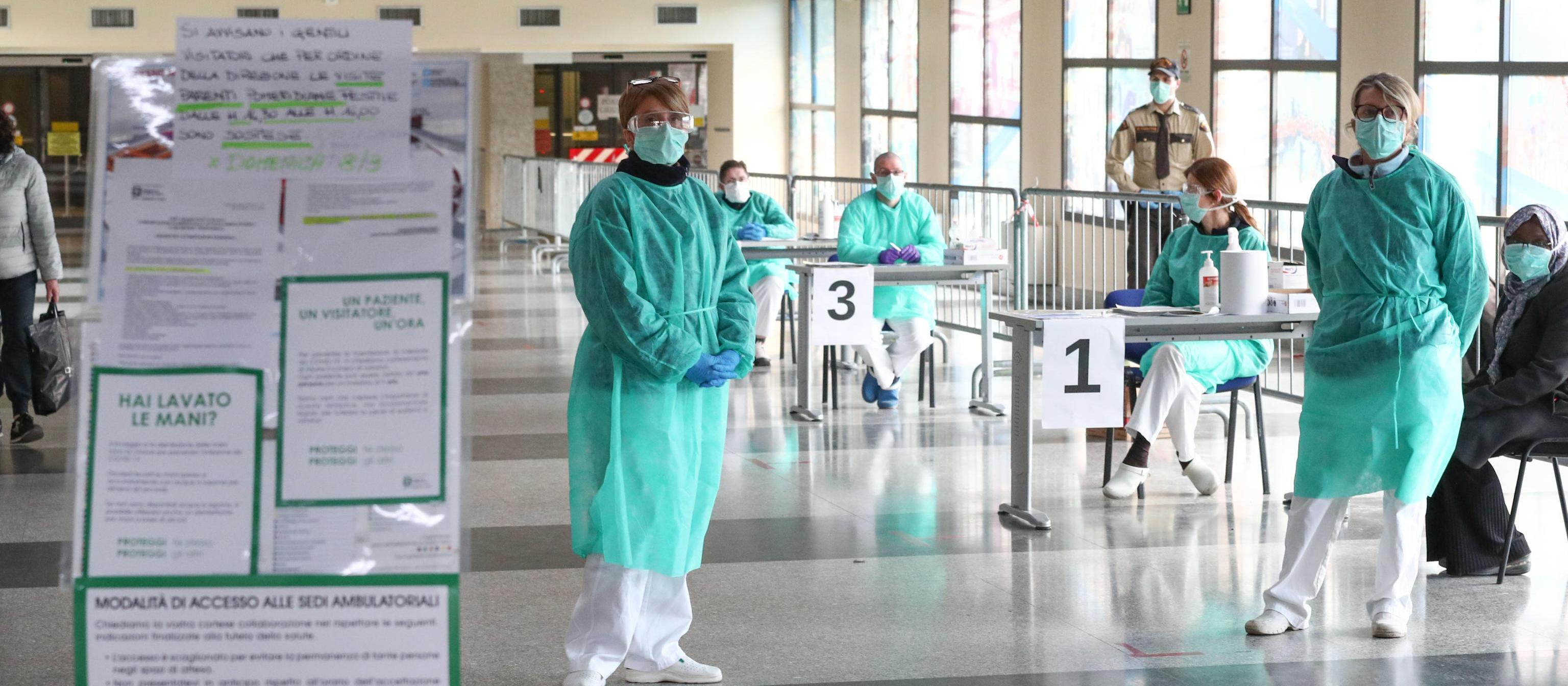 Arrivano 53 medici cubani