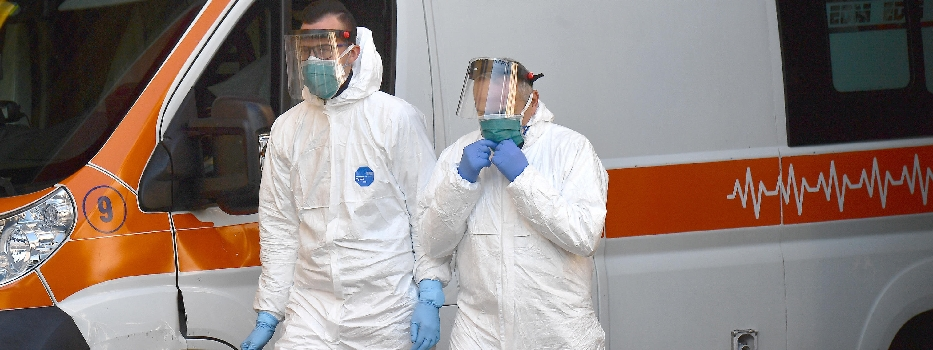 Covid: in Sicilia quasi 1.500 contagiati, morta donna di S. Giovanni La Punta