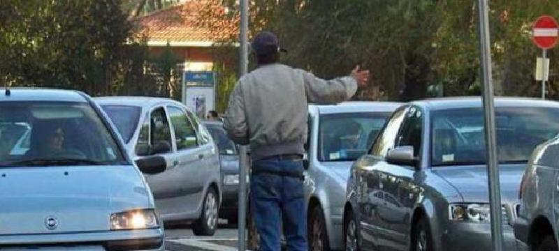 Posteggiatore multato 10 volte in 6 mesi, scatta Daspo urbano per l'abusivo catanese