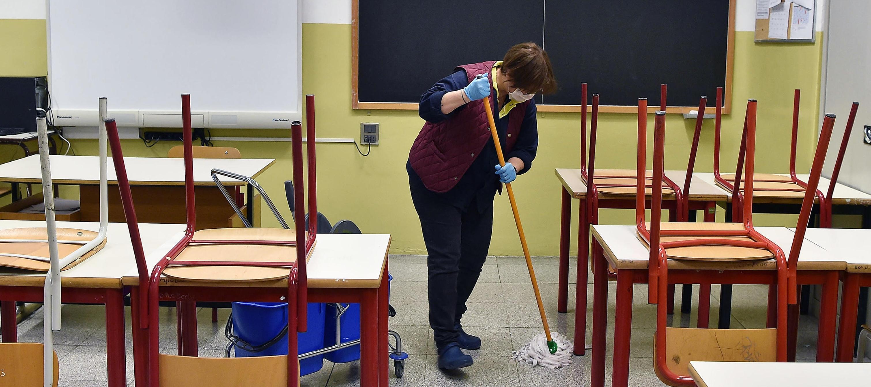 Ribera: 3 bimbi positivi, chiuse scuole