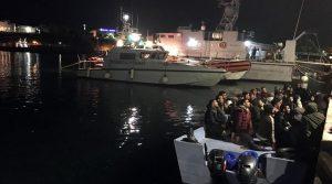 Lampedusa, boom di sbarchi
