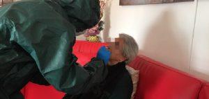 Messina, 23 positivi su 24 in casa di riposo
