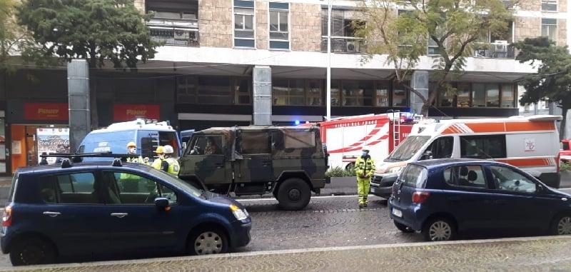Catania: pacco bomba era borsa con saponi