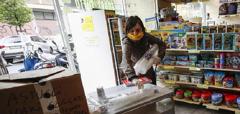 Riaperture: decalogo per i negozi