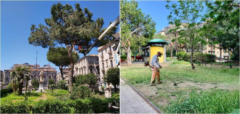 I parchi di Catania riaprono i cancelli