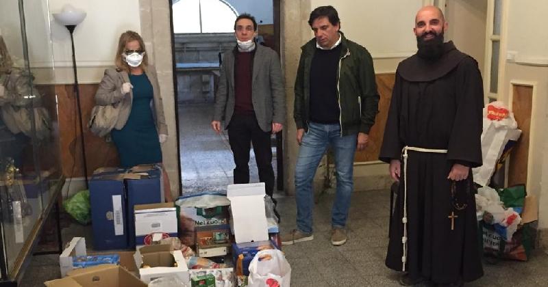 Parrocchia si allarga per aiutare i catanesi