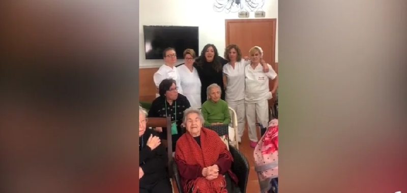 Tremestieri, isolati per proteggere i nonnini