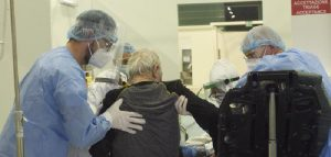 Covid: per 30% guariti restano problemi respiratori