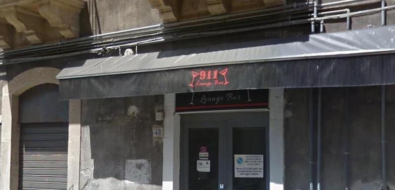 Catania, 9 nel pub per un compleanno