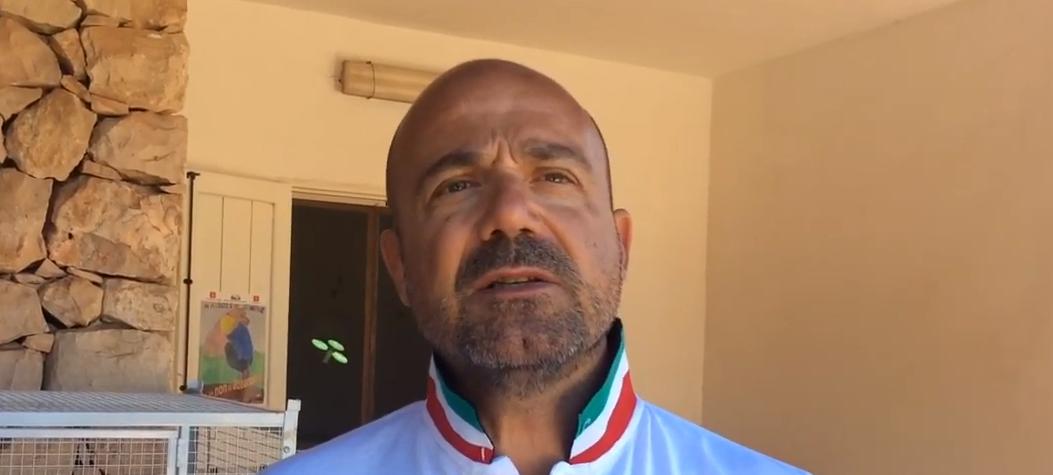 """L'ira di Candela contro Musumeci e Razza: """"Deve levare dai cogl… il bambino"""""""