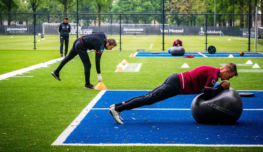 Sport squadra, sì ad allenamenti individuali