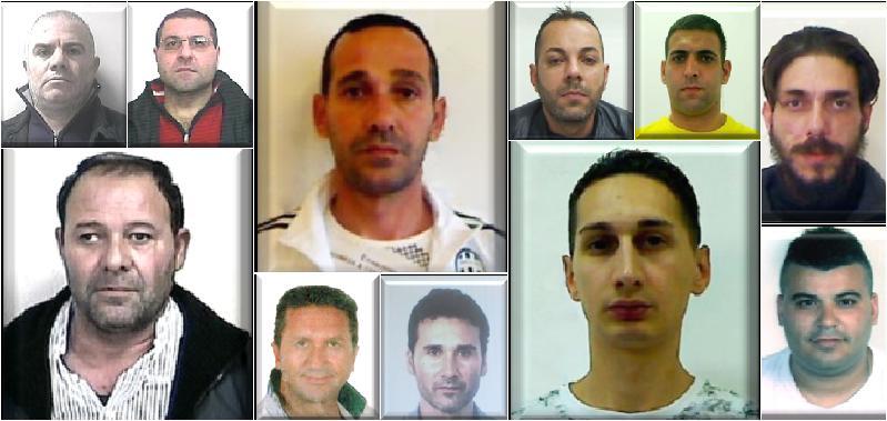 Droga e spaccate, 11 arresti a Catania