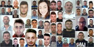 Decapitato il clan Brunetto: 46 gli arrestati