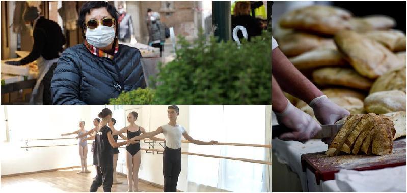 Mascherine, panifici, scuole di danza: i chiarimenti sull'ordinanza regionale