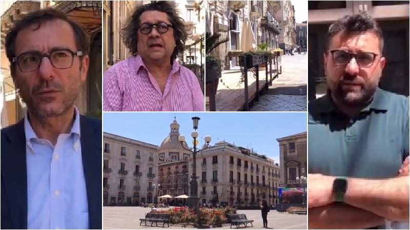 Catania, metà ristoratori non apre