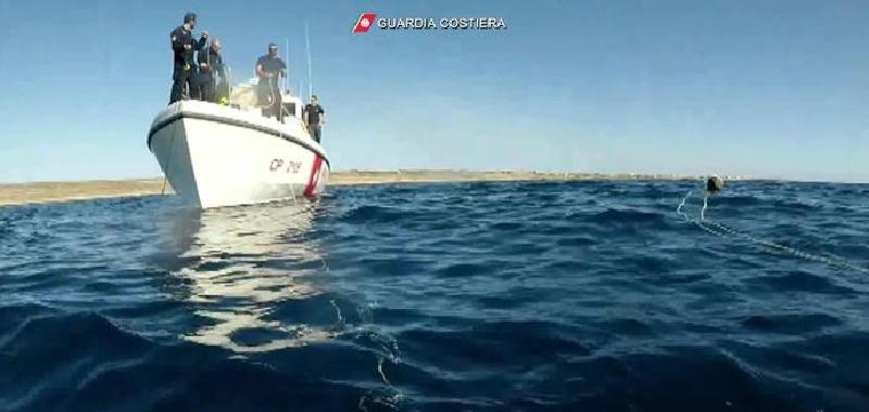 Nuova Iside, trovato cadavere marinaio