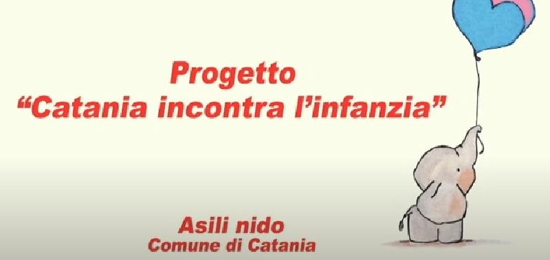 Catania: progetto per i bimbi degli asili nido