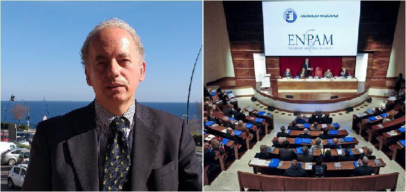 Elezioni Enpam, il dentista catanese Marcone tra i più votati