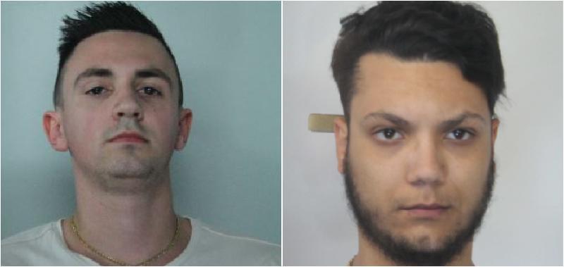 Polizia a caccia di pusher: ne arresta due