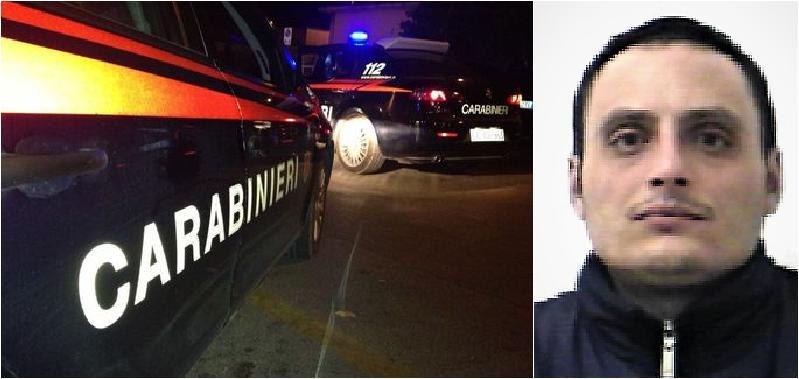 Movimenti sospetti in via Ustica: un arresto
