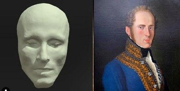 Ecco com'era il volto di Bellini