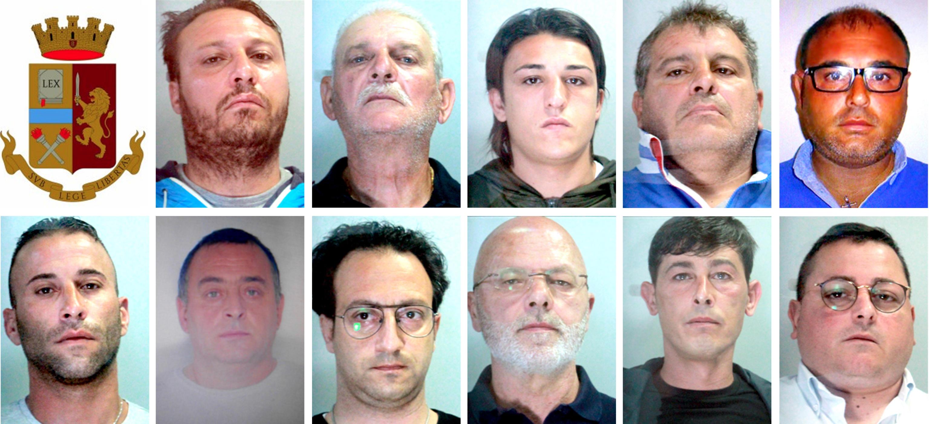 Decapitato clan Noce, 11 arresti a Palermo: il boss e il rituale del bacio in bocca