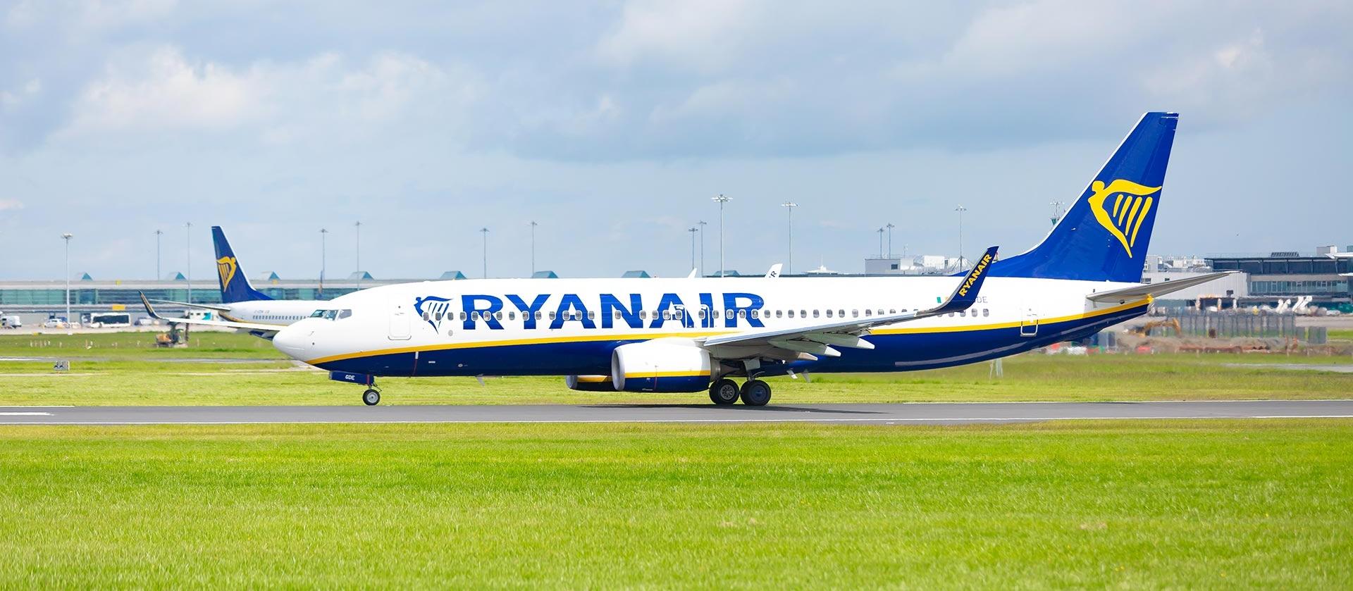 Ryanair torna a volare su Catania