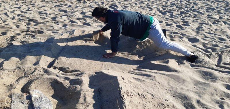 Dalla sabbia dorata ai blocchi di cemento, ennesimo sfregio alla Plaia di Catania
