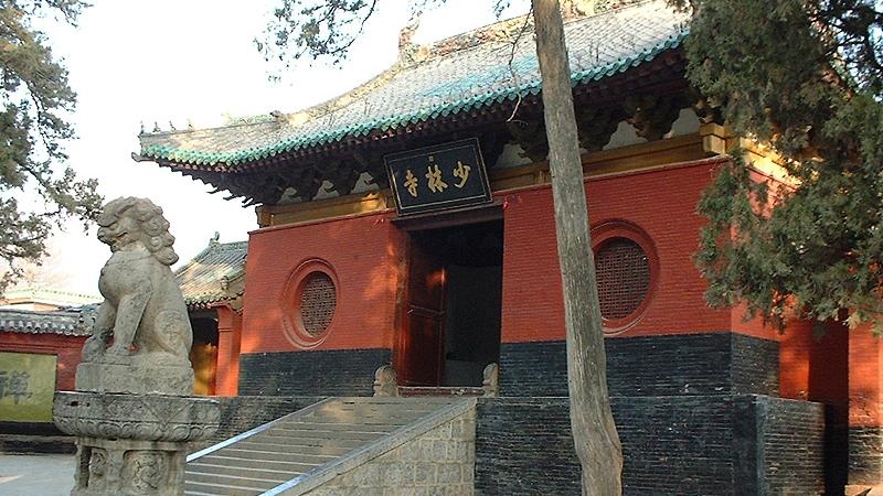 Pure il tempio Shaolin ci manda mascherine