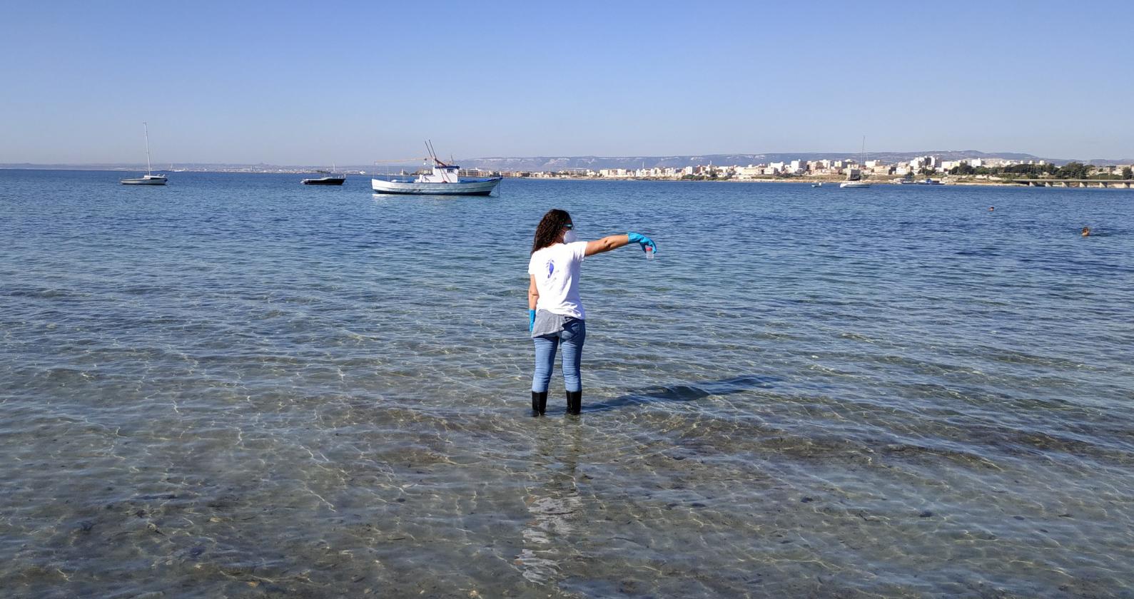Goletta Verde boccia il mare siciliano