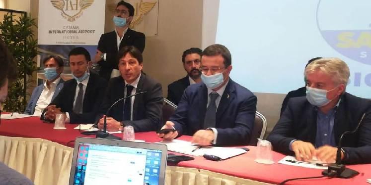 """La Lega di Sicilia ora si riorganizza: """"Musumeci? No a nozze obbligate"""""""