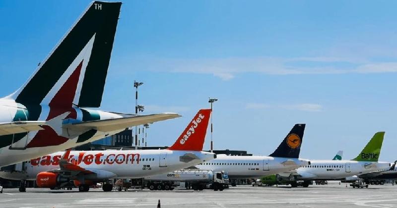 Da Catania in aereo: tutte le destinazioni