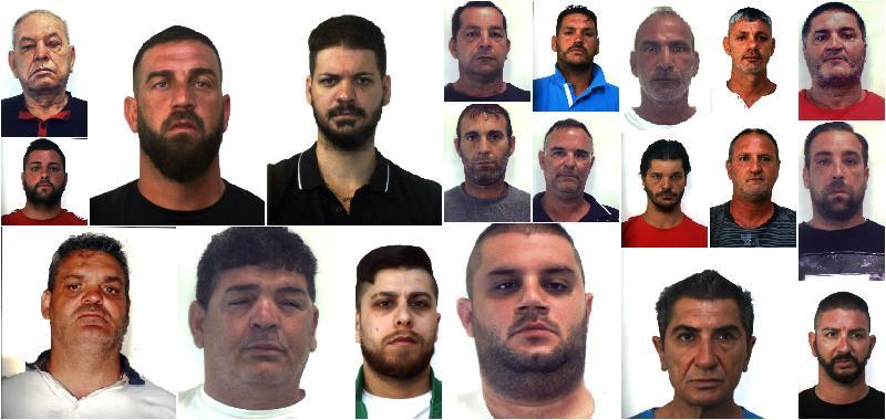 Furti ed estorsioni, 24 arresti a Palermo. Colpo anche al monumento di Falcone