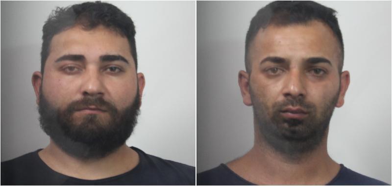 In fuga dopo rapina ad Adrano: arrestati