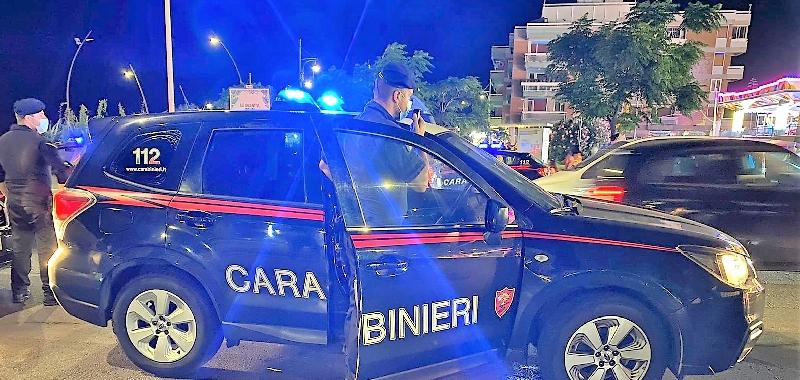 Catania, controlli a tappeto al lungomare