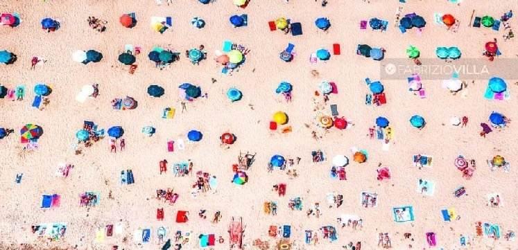 Catania, tutti in ordine sulla spiaggia libera