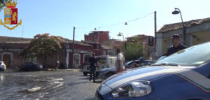 Catania, 3 arresti nel clan Cappello