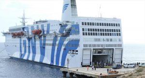 Ingoiano lamette su nave quarantena