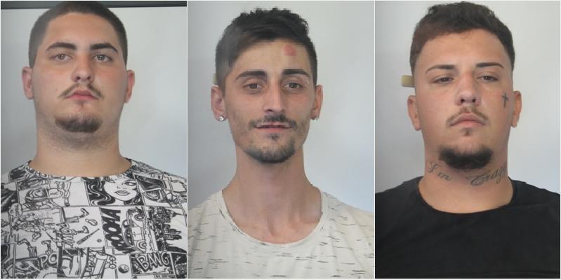 Rubano un'Audi col satellitare, 3 arresti