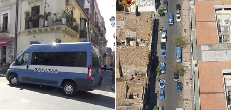 """""""San Berillo e corso Sicilia super vigilati"""""""