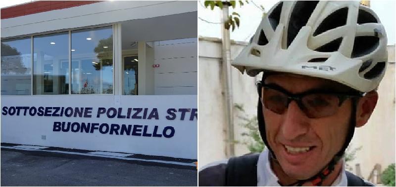 Ciclista travolto e ucciso a Termini Imerese, pirata della strada si costituisce