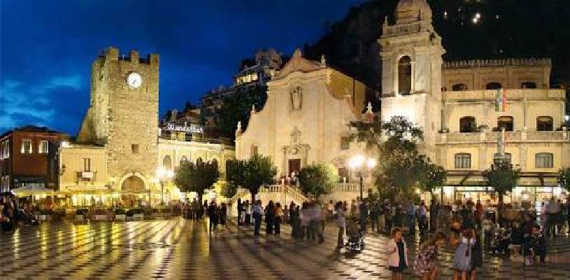 Covid, turista positivo a Taormina