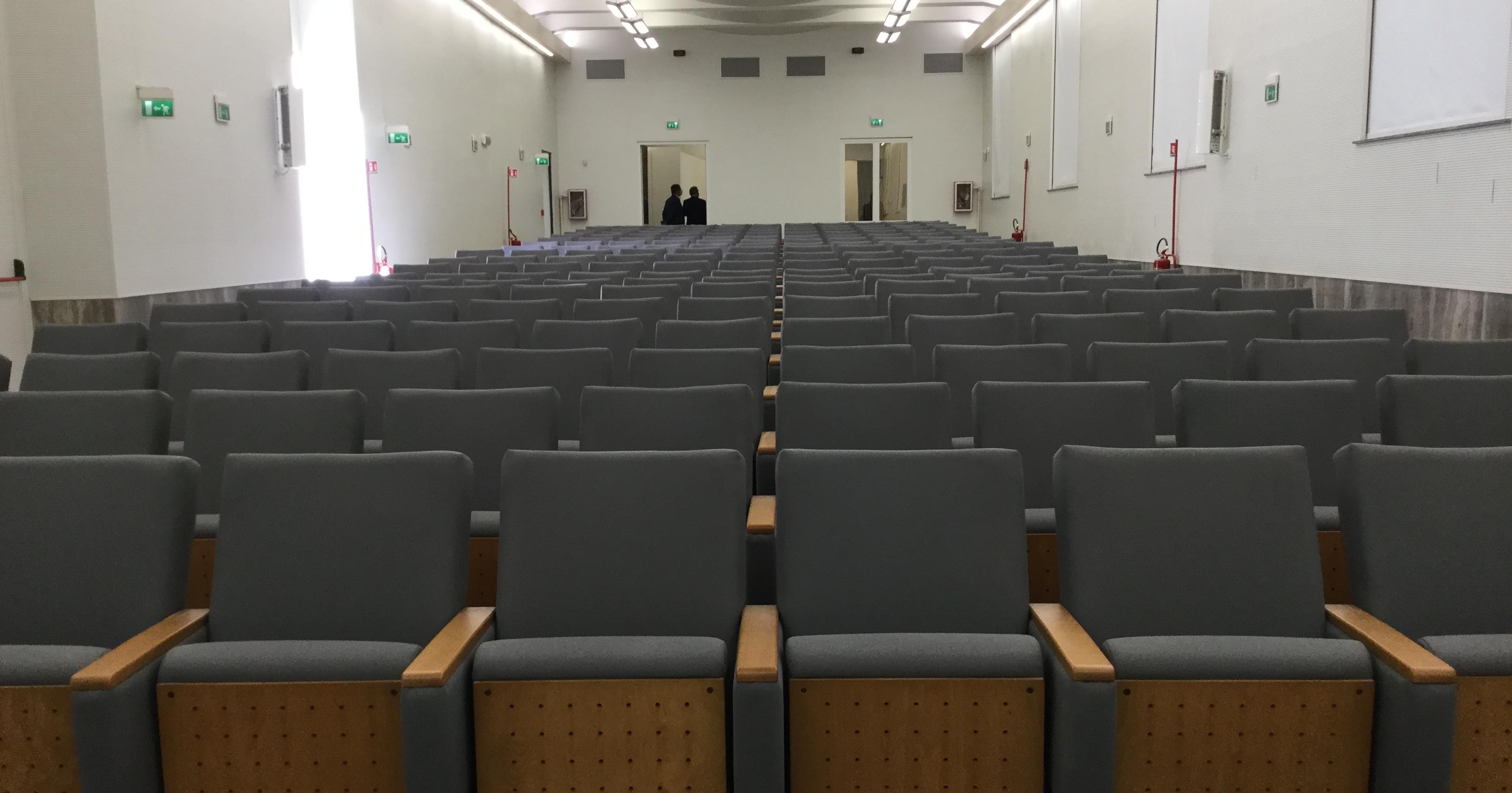 Ex cinema Esperia all'Università di Catania